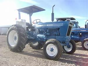 Industrial For Donaar Bab Zadeh  Tractor Ford 6600 4300