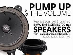 Bmw E46 Harman Kardon : ecs news bmw e46 speakers 323ci 325ci 330ci m3 page 1 ~ Jslefanu.com Haus und Dekorationen