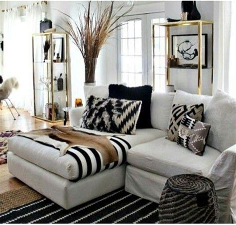 Black And Decor - black n white ethnic color schemes home design