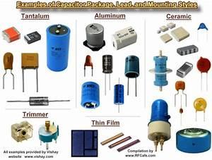 Capacitor Types Pdf