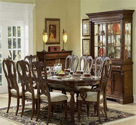 Dining Room Ideas Traditional by 20 Traditional Dining Room Designs Home Design Lover