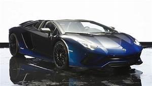 One-of-five Lamborghini Aventador S Roadster revealed ...  Lamborghini