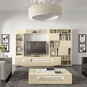 composition murale base meuble tv plasma bibliotheques marry With composition meuble tv design