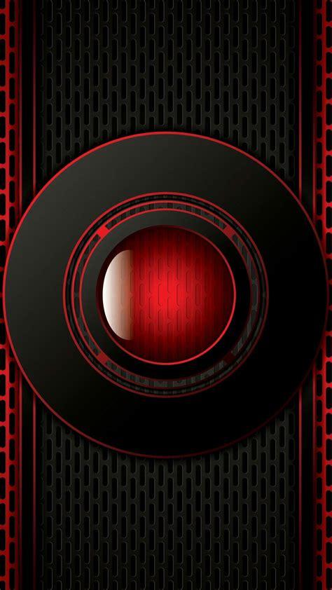 black  red wallpaper abstract art   cellphone