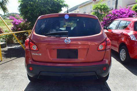 nissan dualis 2009 sold 2009 nissan dualis autolist st lucia cars suvs