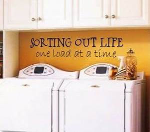 12 best images about laundry room on pinterest washers With what kind of paint to use on kitchen cabinets for every time i die sticker