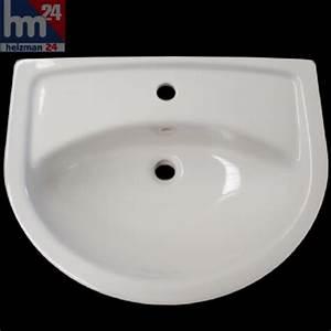 Waschtisch 65 Cm : vitra waschtisch 50 bis 65 cm wei optional mit halbs ule ebay ~ Frokenaadalensverden.com Haus und Dekorationen