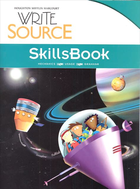 Write Source (2012 Edition) Grade 6 Skillsbook Student (026391) Details  Rainbow Resource