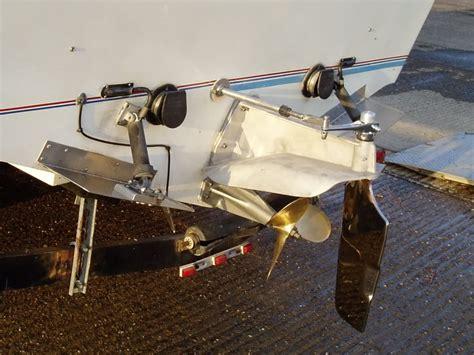 Jet Vs Prop Ski Boat by Diy Surface Drive Boat Design Net