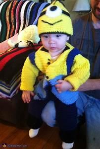 Minion Kostüm Baby : despicable me minion baby costume ~ Frokenaadalensverden.com Haus und Dekorationen