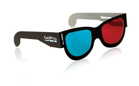 Gopro 3d Glasses A3dgl 501 Bluewater Photo