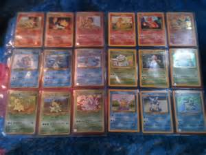 does anybody still original pokemon cards