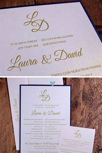 how bilingual wedding invitations can keep you out of trouble With wedding invitations spanish and english