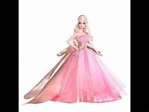 Most beautiful barbie dolls in the world - YouTube