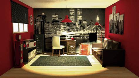 chambre theme york decoration de chambre theme york