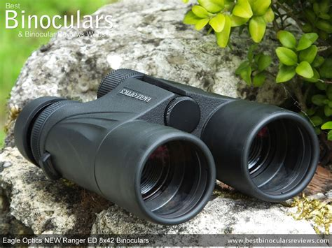 eagle optics new ranger ed 8x42 binoculars review