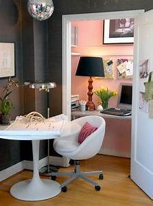 20, Home, Office, Design, Ideas, For, Small, Spaces