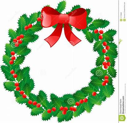 Christmas Wreath Clipart Reef Wreaths Clip Holiday