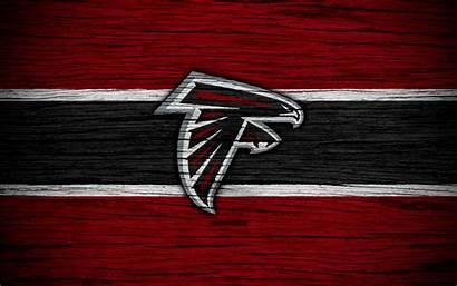 Falcons Atlanta 4k Nfl American Texture Football