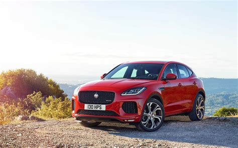 2018 Jaguar Epace Officially Unveiled  The Car Guide
