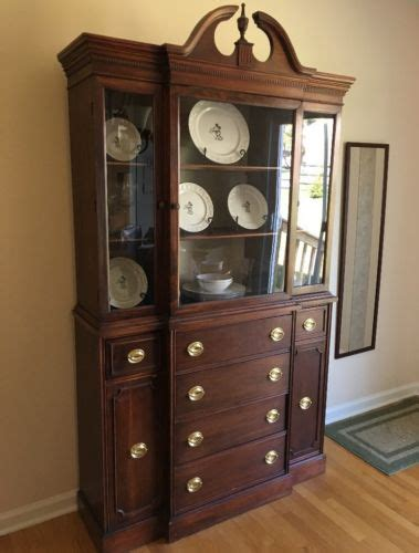 19805 vintage furniture nyc 144105 mahogany curio cabinet for classifieds