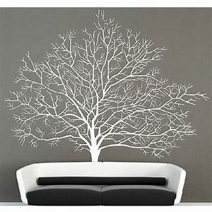 White birch tree wall decal stickers branch forest modern for White birch tree wall decal decorations