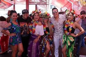 Videos Y Fotos  As U00ed Se Vive El Carnaval De Mazatenango