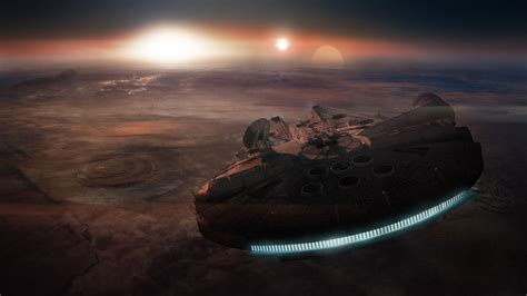 Wallpaper Computer Free by Wars Millennium Falcon 4k Wallpapers Free Computer