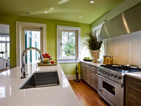 30 Best Kitchen Color Paint Ideas 2018  Interior