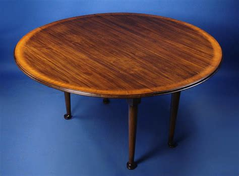 cherry drop leaf dining table 5ft round cherry drop leaf dining table for sale