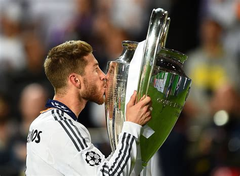 Ramos: Winning Champions League For Real Madrid 'Like ...