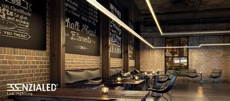 Illuminazione Locali Illuminazione Led Per Ristoranti E Bar