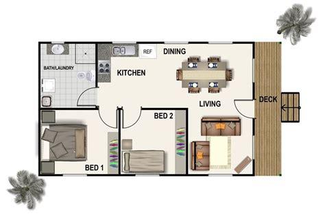 granny flat  bfp  cabin house plans floor plans