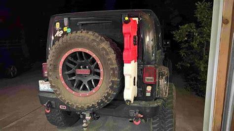 teraflex tire carrier accessories holder