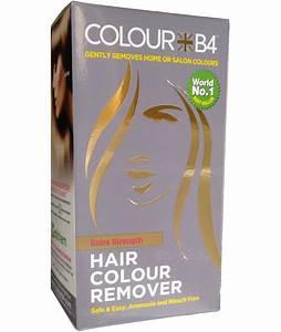 Colour B4 Hair Dye Colour Remover Extra Strength Hair