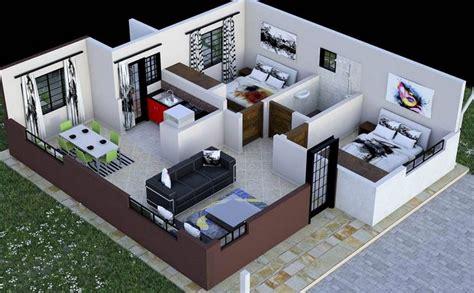 bedroom house plan  kenya  floor plans amazing