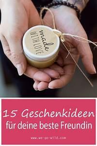 Selbstgemachtes Geschenk Für Beste Freundin : 22 wunderbare diy geschenkideen f r die beste freundin diy geschenkideen beste freundin ~ Watch28wear.com Haus und Dekorationen