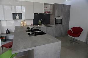 Möbel In Betonoptik : k che in betonoptik haus ideen ~ Frokenaadalensverden.com Haus und Dekorationen