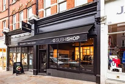 Sushi Amiens Hampstead Launch France Nantes Soba