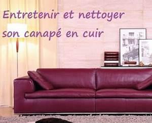 comment entretenir et nettoyer son canape cuir topdecopro With tapis de sol avec produit pour nettoyer canapé en cuir