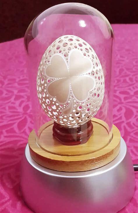eggshell projection lamp feelgift