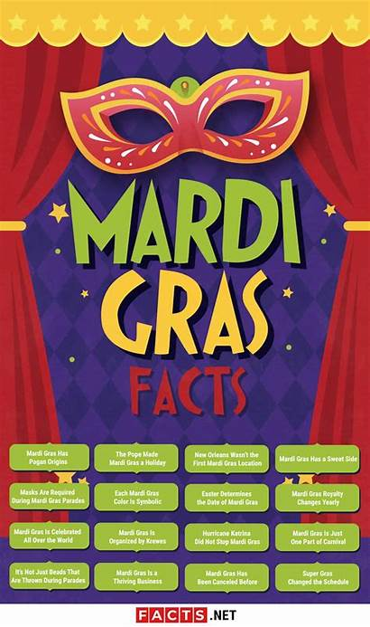 Mardi Gras Facts Origin History Traditions Location