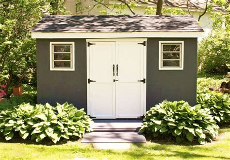 Colors For Garden Sheds by A Glimpse Into My Shed S Future Beneath My