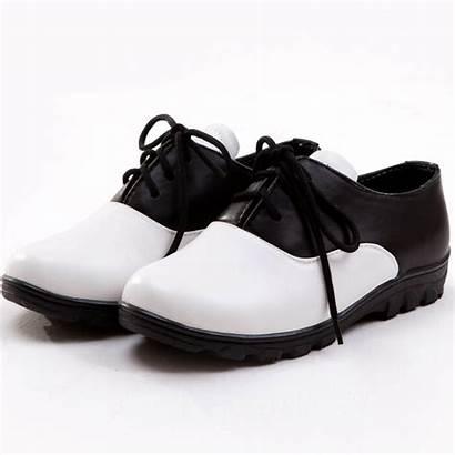 Children Child Leather Lacing Shoer Formal Performance