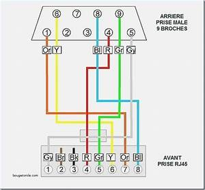 Db9 To Rj45 Wiring Diagram