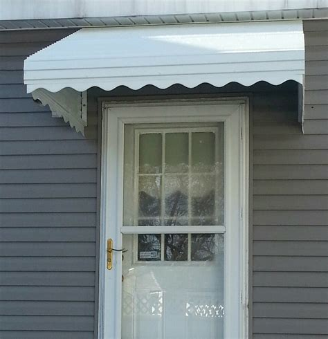 xxwhite aluminum awning window  door canopy kit   p   ebay