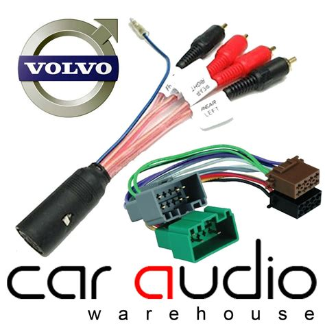 Volvo Dolby Car Stereo Amplifier Bypass