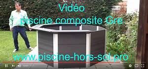 Piscine Hors Sol Composite : piscine composite gre piscine hors ~ Dode.kayakingforconservation.com Idées de Décoration