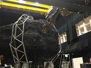 Nasa plan to capture asteroid and then drag it into orbit ...