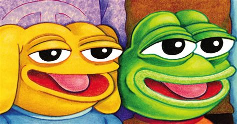 Pepe The Frog Creator Speaks Out On Character Becoming